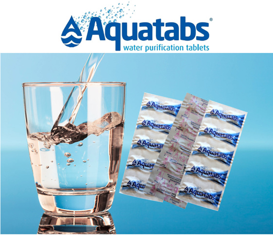 aquatabs water purification tablets review