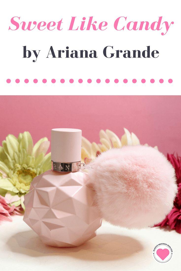 ariana grande sweet like candy perfume review