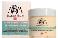 asdm beverly hills whitening lightening cream review