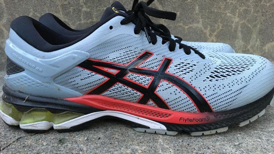 asics gel kayano running shoes reviews