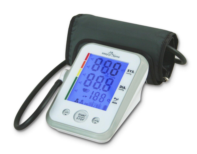 at home blood pressure monitor reviews