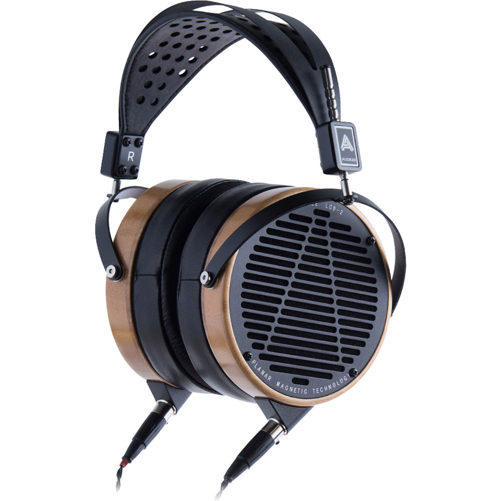 audeze lcd 2 bamboo review