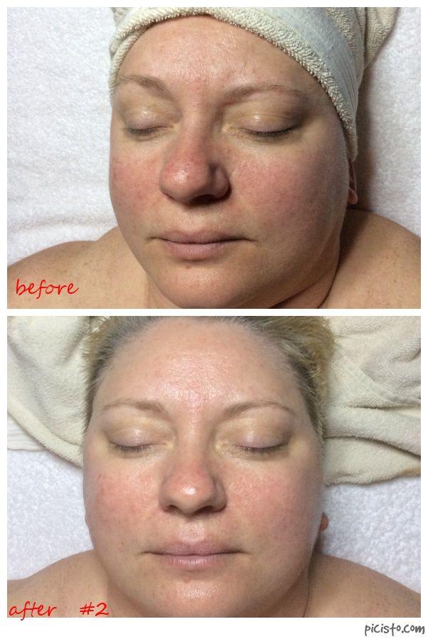 aveda dual exfoliation facial review