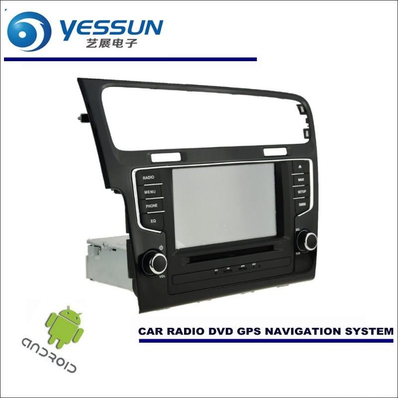 vw golf navigation system review