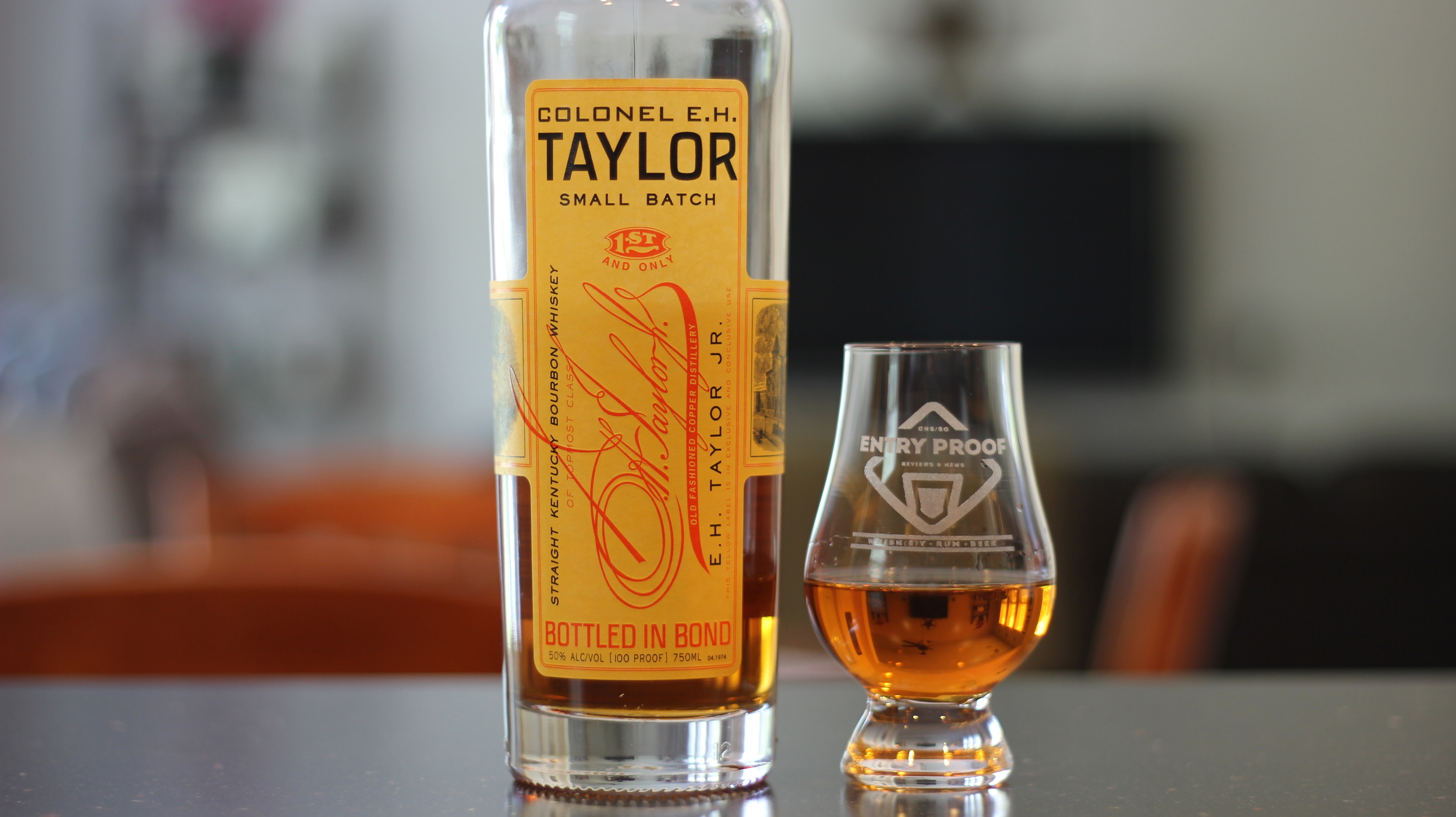 colonel eh taylor small batch review