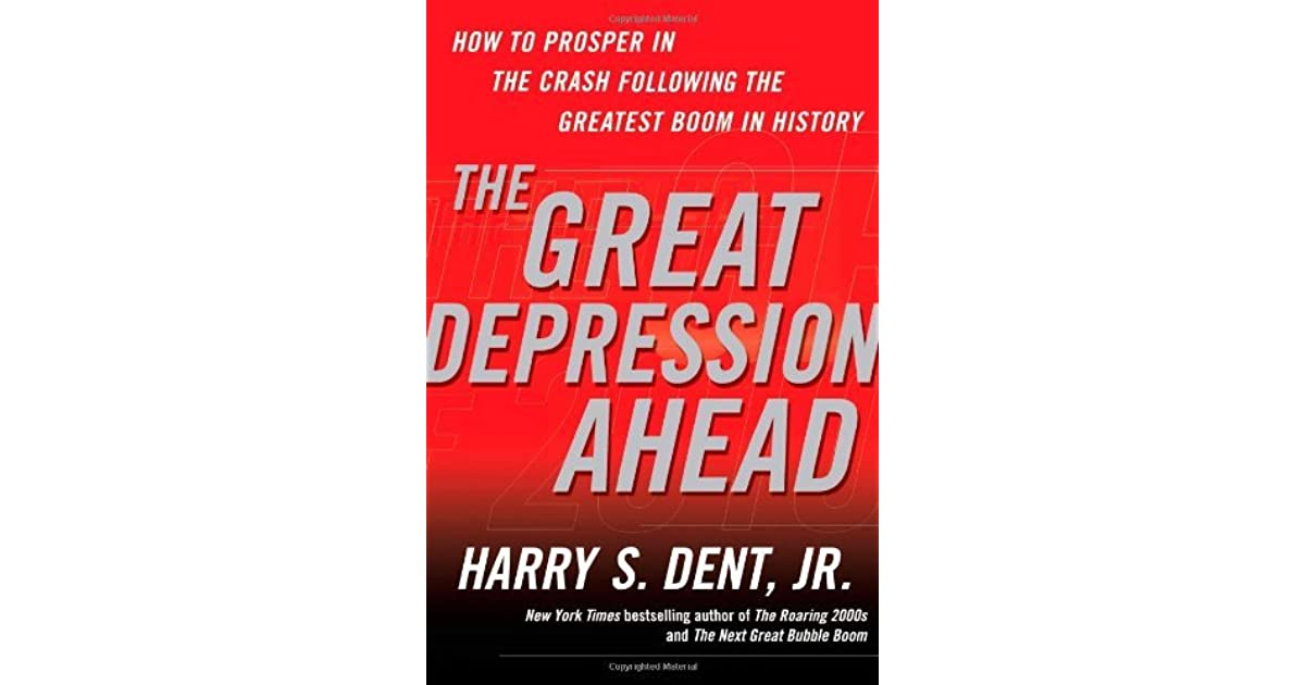 the great depression ahead review