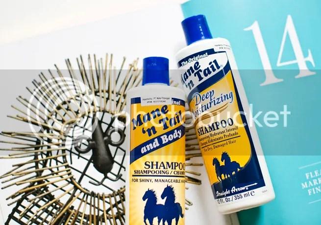 the original mane n tail shampoo review