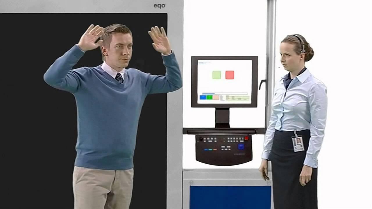 es teck body scan review