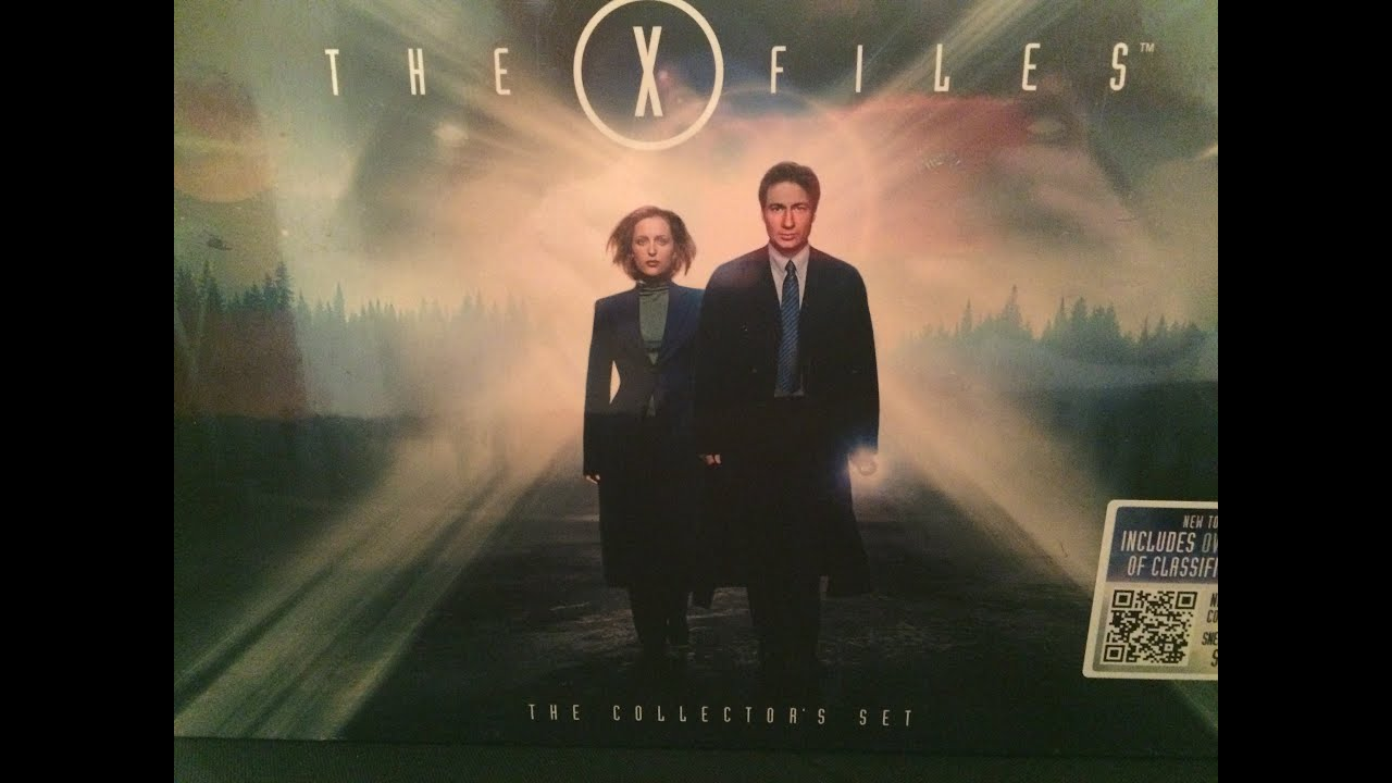 x files complete series blu ray review