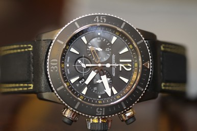 jaeger lecoultre master compressor gmt review