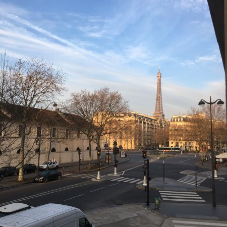 hotel la comtesse paris reviews