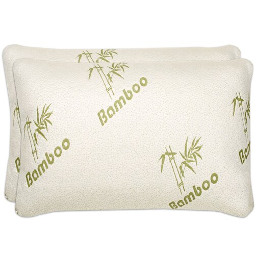 bamboo with cool comfort pillow reviews