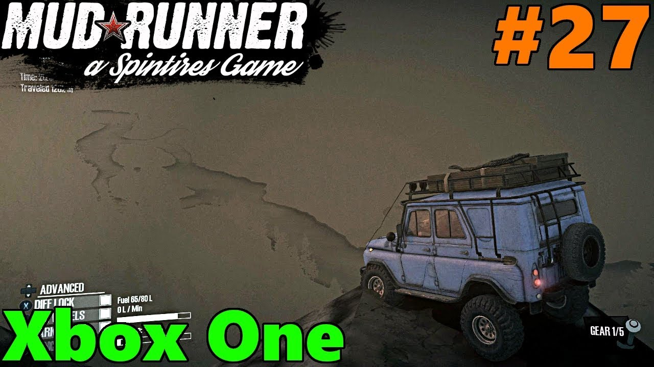 mud runner review xbox one