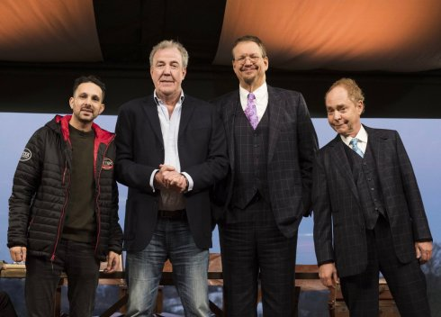 bbc review of the grand tour