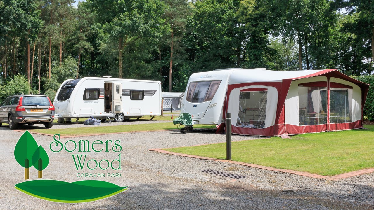 somers wood caravan park reviews