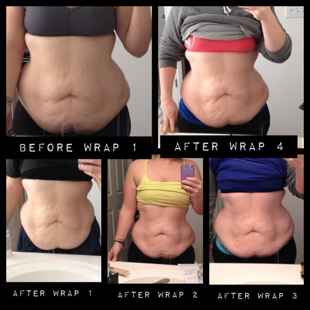 best weight loss body wraps reviews