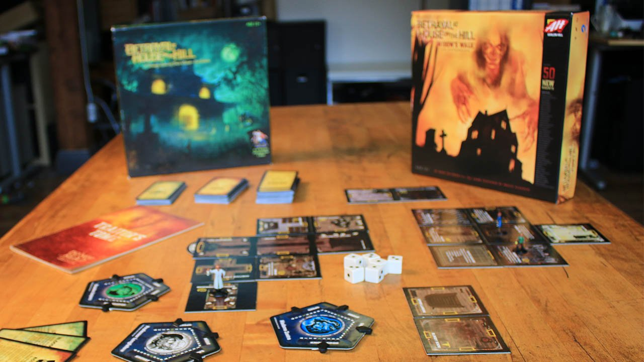 betrayal at house on the hill expansion review
