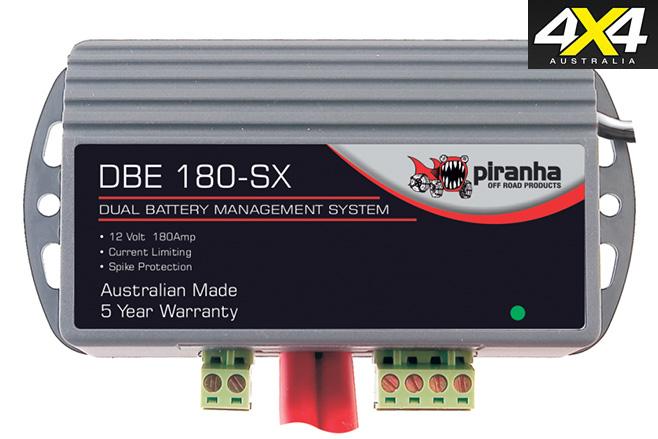 piranha dual battery system reviews