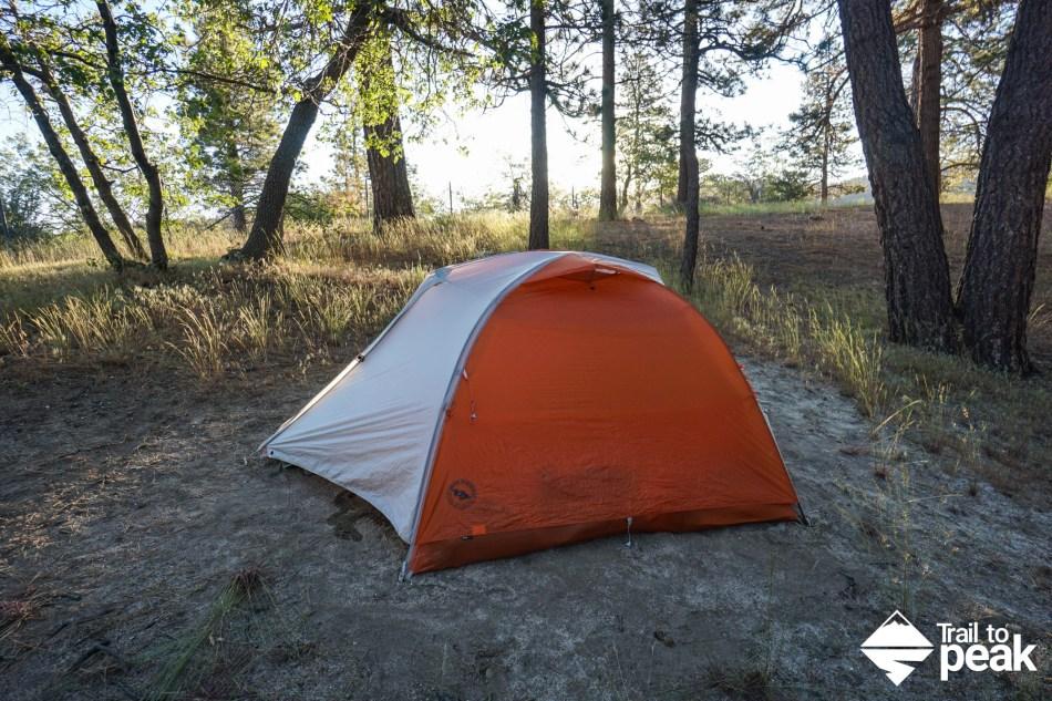 big agnes copper spur hv ul 3 tent review