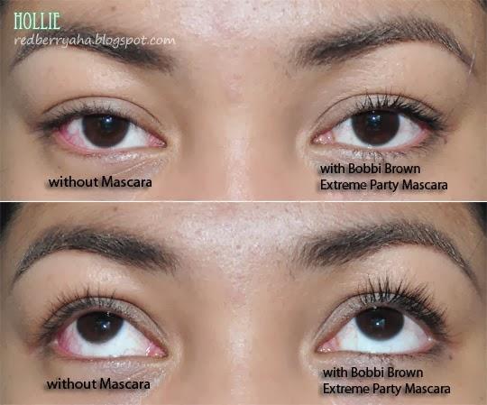 bobbi brown mascara smokey eye review