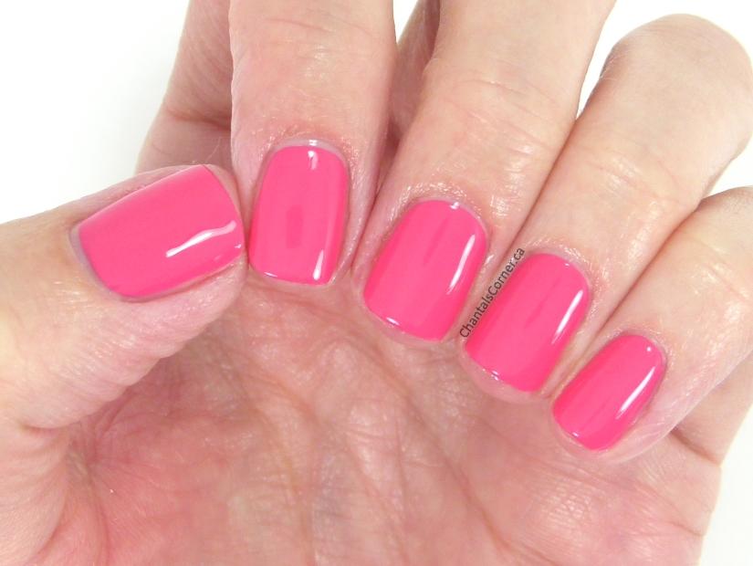 body shop nail polish review
