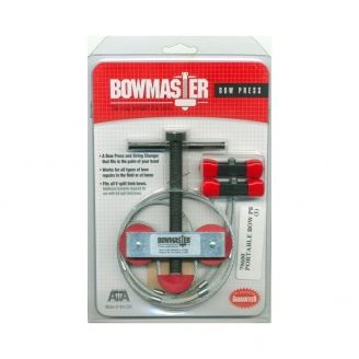 bowmaster portable bow press review