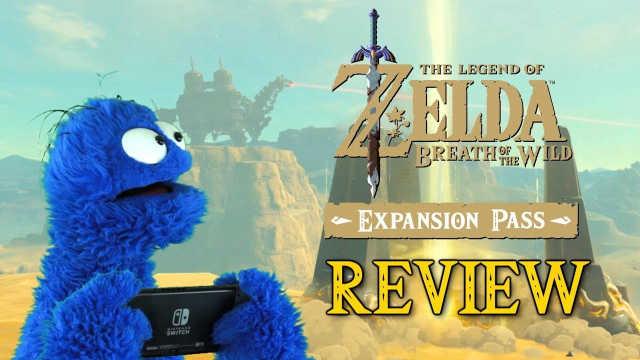 breath of the wild expansion pass review