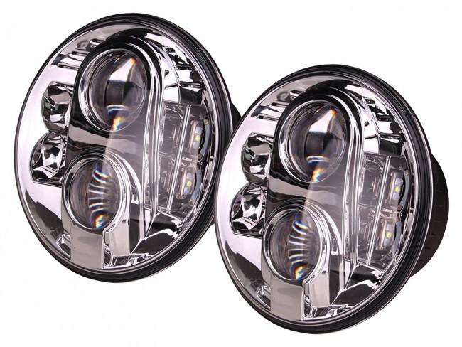 britpart lynx eye led headlights review