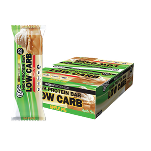 bsc high protein low carb bar review
