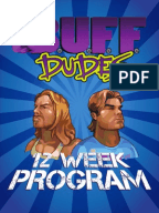 buff dudes 12 week plan review