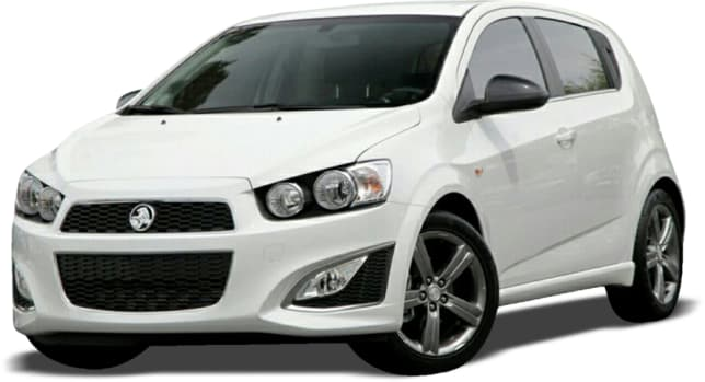 holden barina cdx review 2014