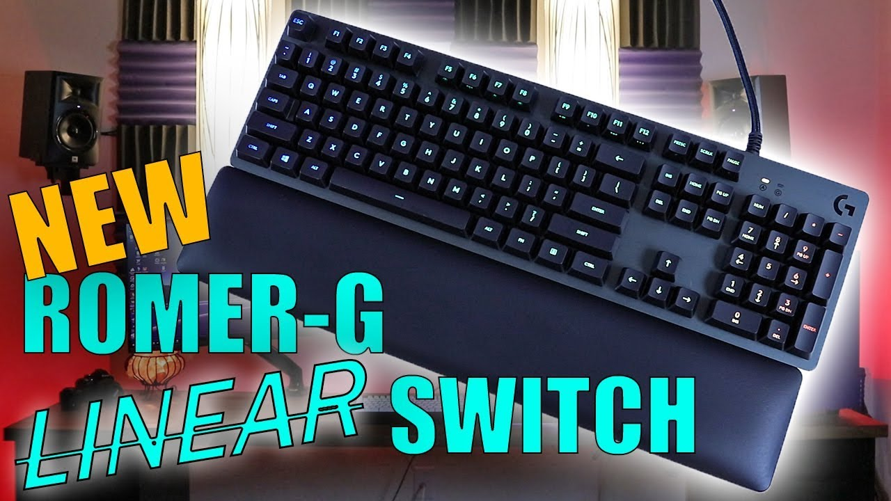 logitech romer g switch review