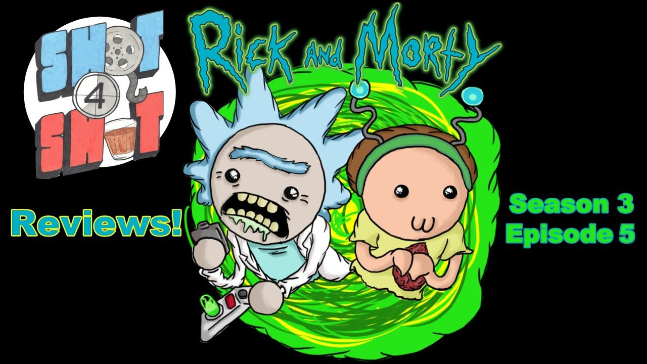 rick and morty season 3 review