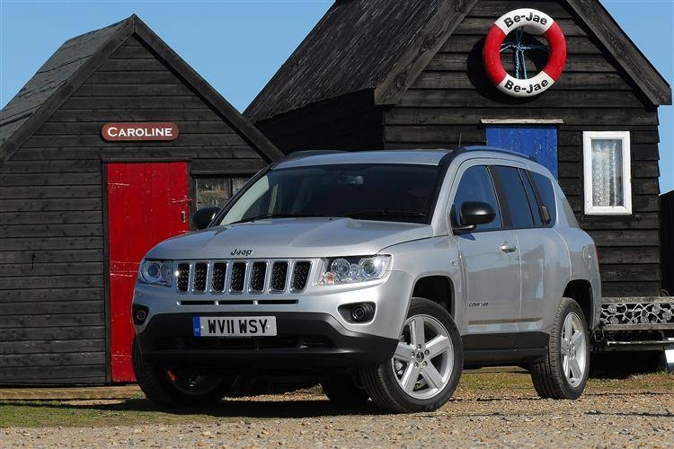2013 jeep compass limited review