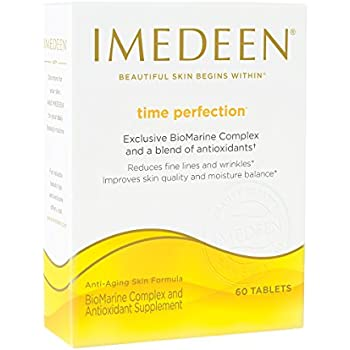 imedeen hair and nails capsules reviews