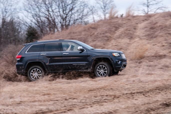 2014 grand cherokee overland diesel review