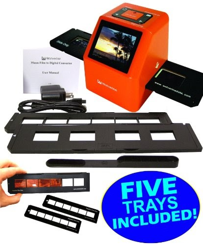 35mm to digital converter reviews