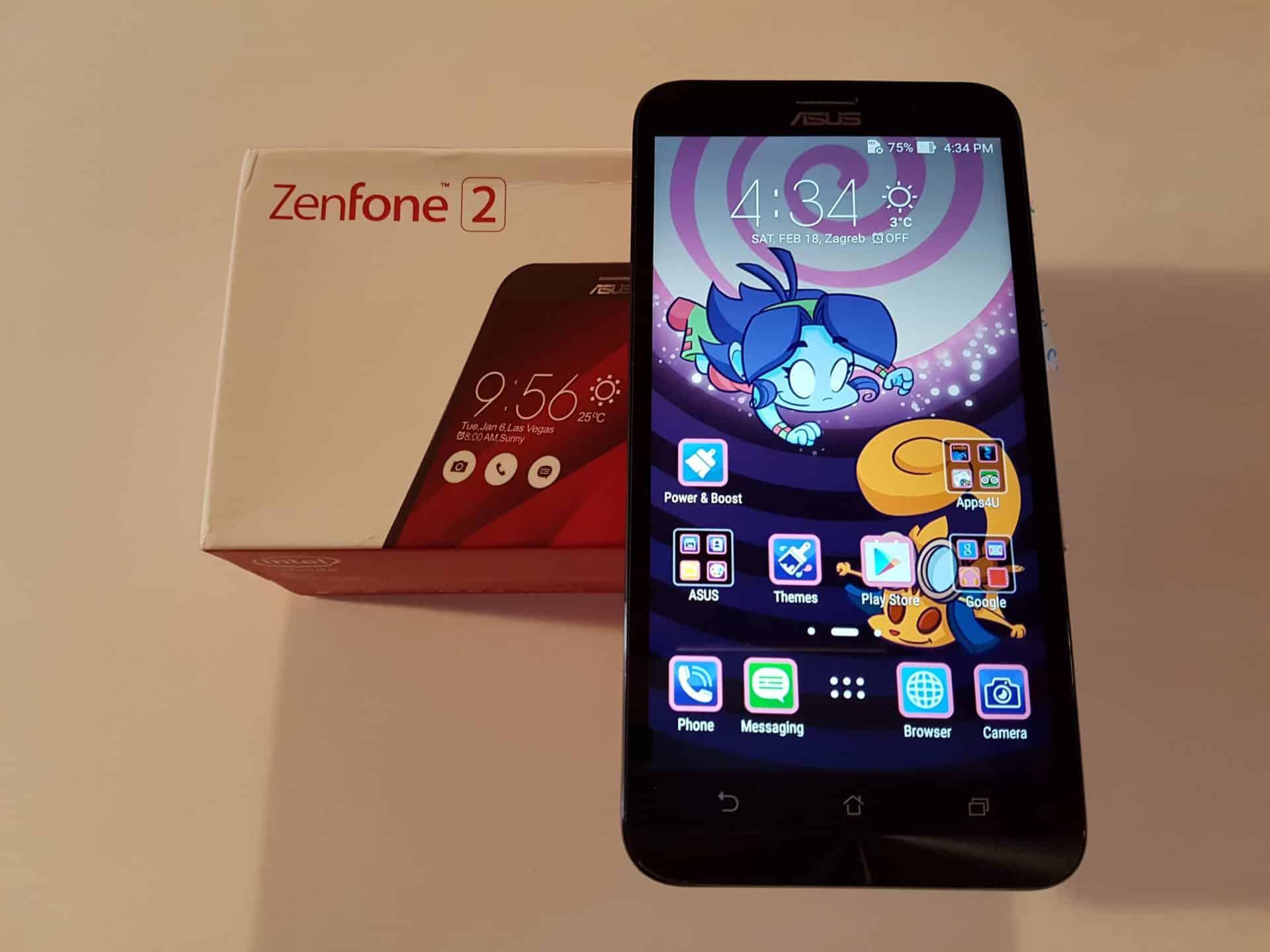 asus zenfone 2 4gb ram review