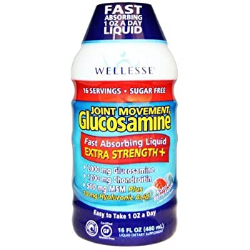 wellesse joint movement glucosamine review
