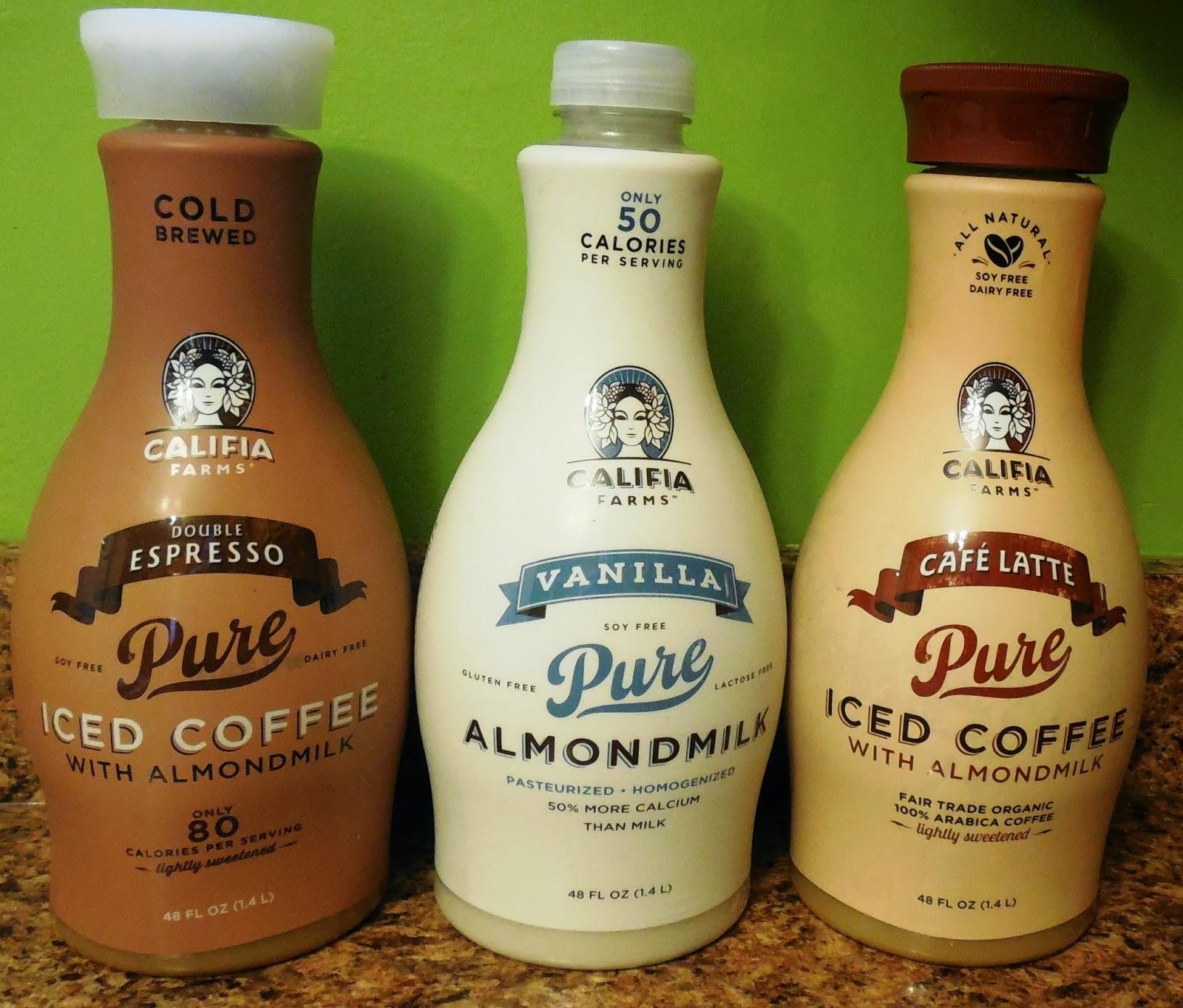 califia farms almond milk review