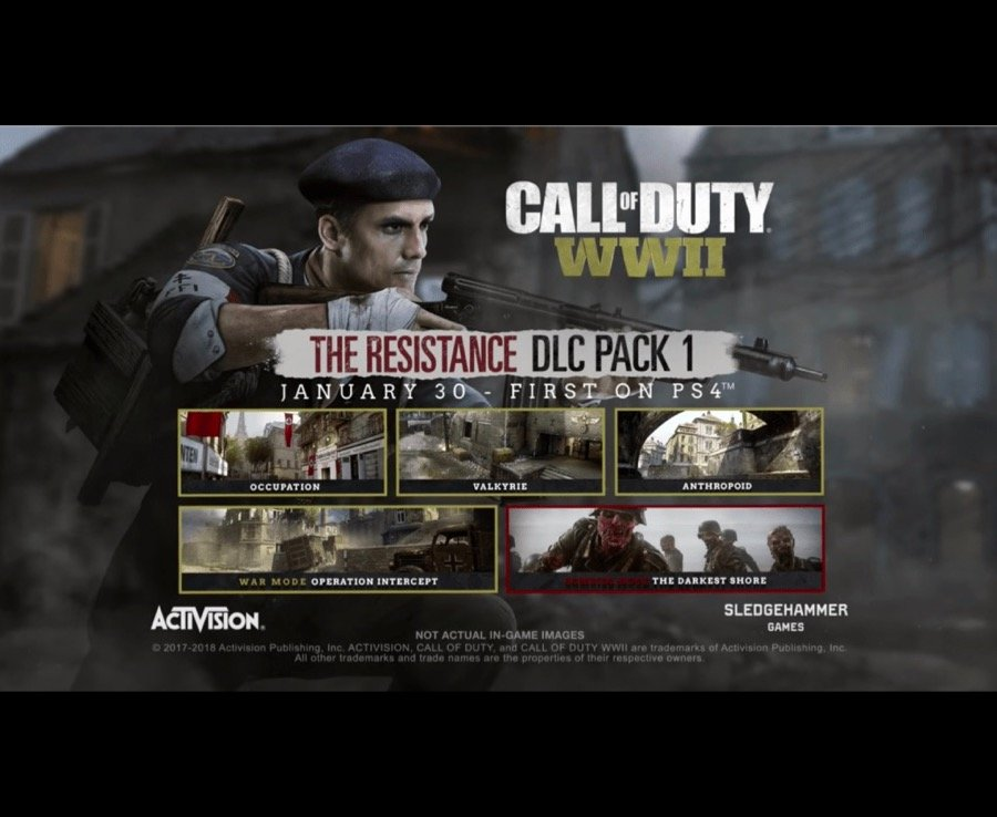 call of duty ww2 review xbox one x
