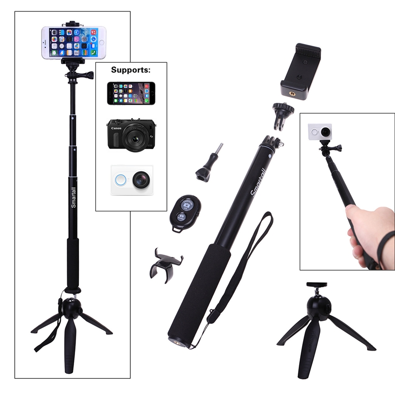 camera monopod walking stick reviews