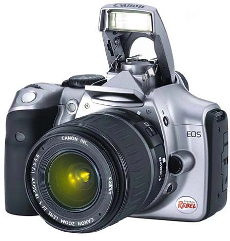 canon eos digital rebel 300d review