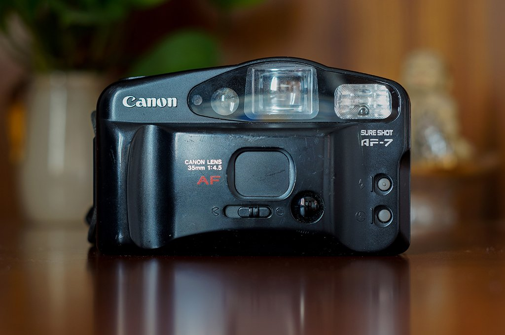 canon sure shot digital camera reviews