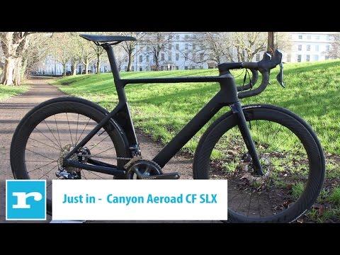 canyon aeroad cf slx 8.0 review