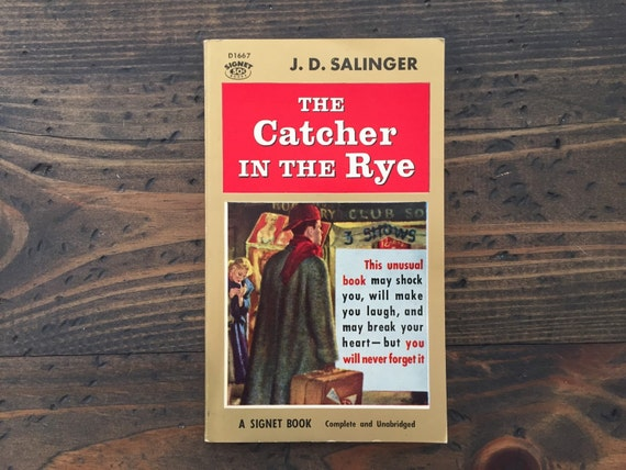 catcher in the rye book review