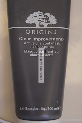 clear improvement active charcoal mask review