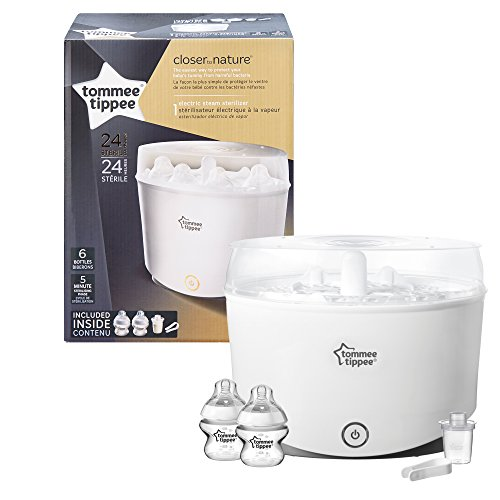 tommee tippee bottle sterilizer reviews