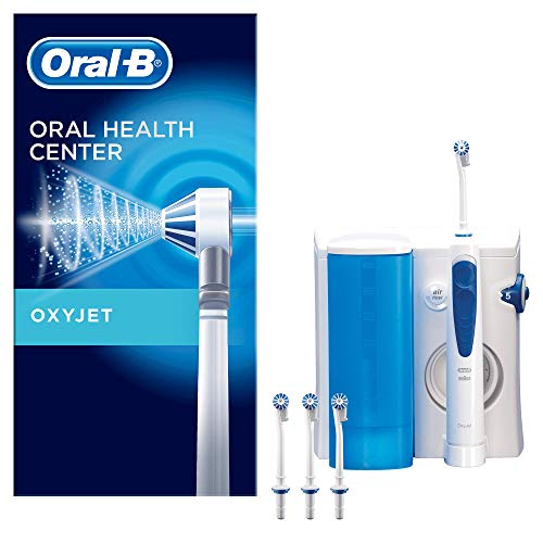 oral b water jet review