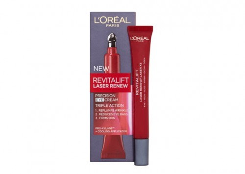 loreal under eye cream review